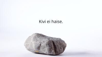 Kivi Ei Haise – Advert