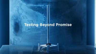 Vaisala – Testing Beyond Promise